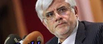 تصویر العمل محمدرضا عارف به خبر شهردار شدنش