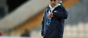 تصویر + چرا سرمربی تیم فوتبال کرواسی تسبیح در دست دارد؟